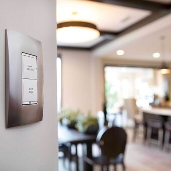 Control4 Light Switch